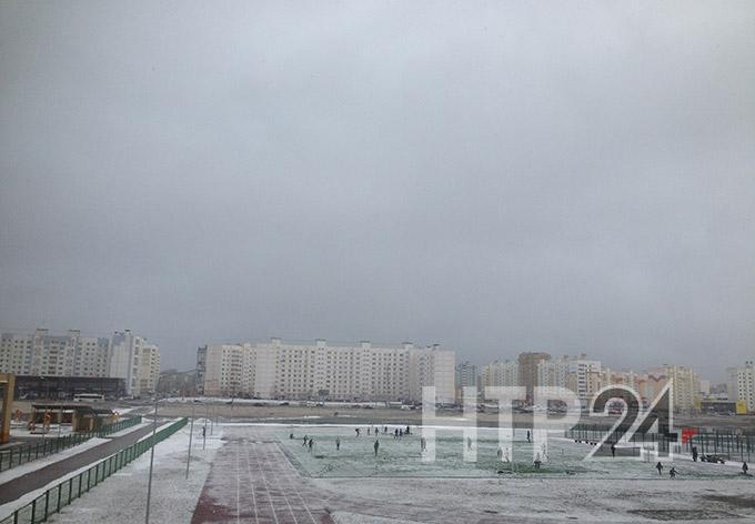 До -8 градусов похолодает в Нижнекамске в воскресенье