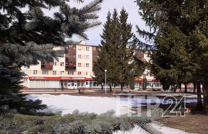 В Татарстане прогнозируется сильная гололедица