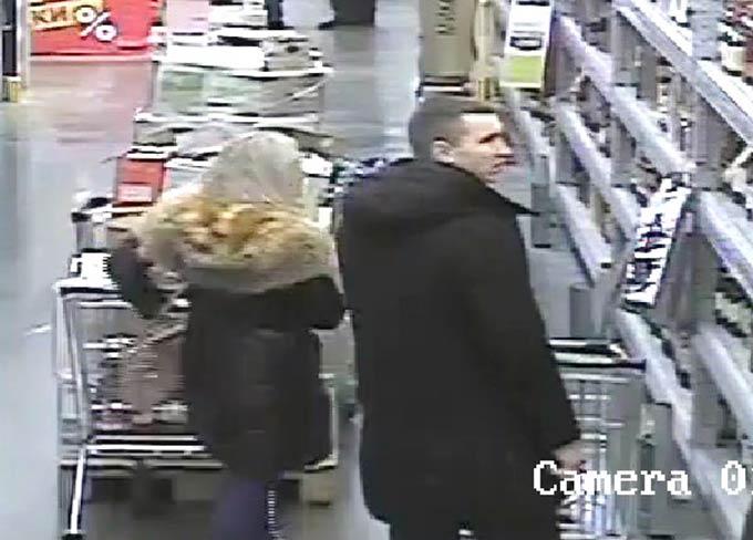Полиция разыскивает мужчину и женщину, которые обокрали гипермаркет в Нижнекамске