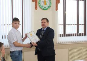 Двое нижнекамских школьников победили в научно-практической конференции в Казани