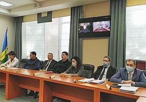 Заседание оперативного штаба по предотвращению распространения коронавируса в Нижнекамске