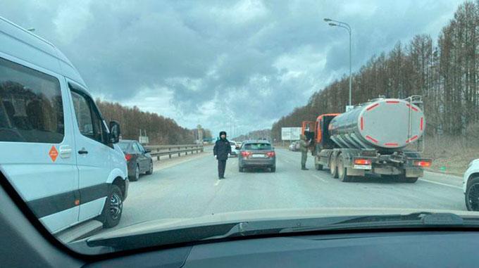 Наказывать татарстанцев за передвижение без разрешения начнут со 2 апреля