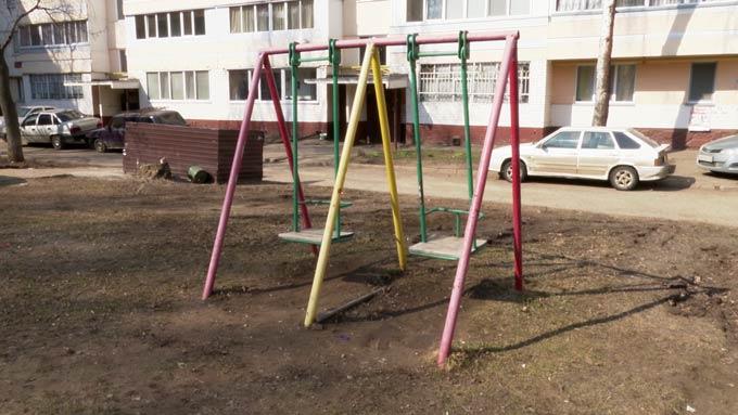«Главный – пешеход»: в Нижнекамске начинает работу программа «Наш двор»