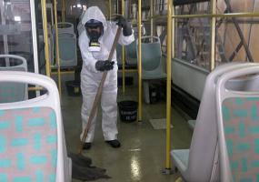 «Нижнекамскнефтехим» усилил меры безопасности из-за коронавируса