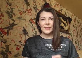 Ведущая НТР 24 Вера Вирц рассказала о здоровом питании и челлендже с туалетной бумагой на самоизоляции