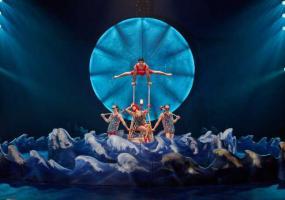 Нижнекамцы смогут посмотреть лучшие номера Цирка дю Солей, не выходя из дома