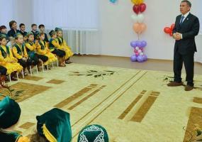 Минниханов отменил в Татарстане «абонентскую» плату за детские сады