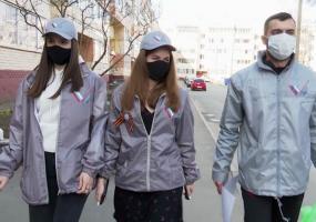 Волонтёры ОНФ помогают жителям Нижнекамска, находящимся в самоизоляции