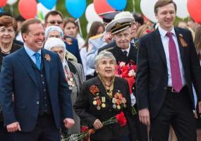 В Нижнекамске участники и ветераны получили республиканские выплаты к 75-летию Победы