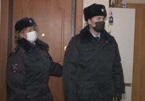 Нижнекамские полицейские помогают пожилым