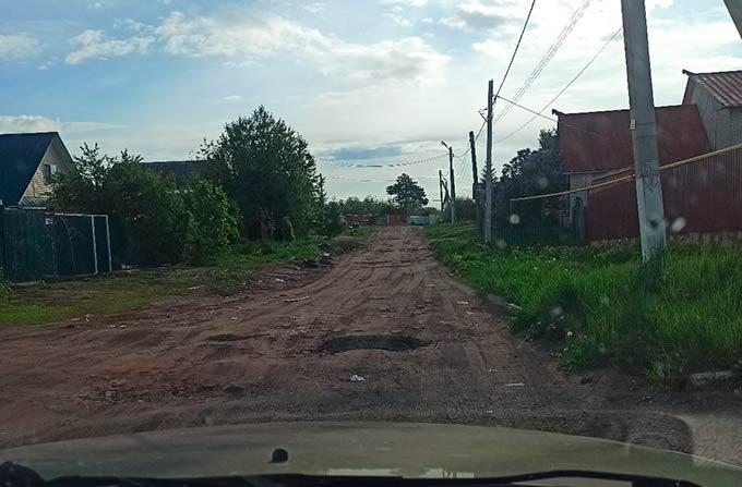 Дороги в Нижнекамском районе «убиты» настолько, что экстренные службы боятся приезжать на вызовы