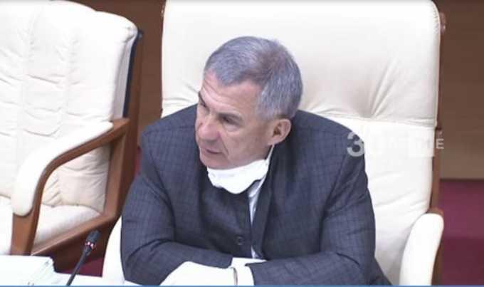 Минниханов: «Главная задача — не допустить возникновения заболевания коронавирусом в коллективах»