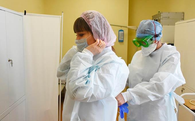 Более 50 новых случаев коронавирусной инфекции выявлено в Татарстане