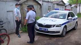 В Нижнекамске следователи ищут в гаражах фрагменты тела убитого мужчины