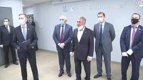 Президент Татарстана поздравил жителей республики с Днем химика