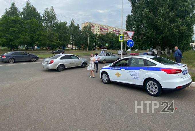 В Нижнекамске прошёл рейд по выявлению нелегальных такси