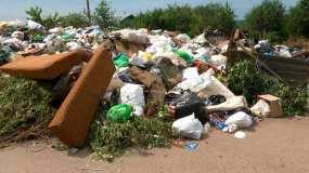 «Мусорную» проблему в нижнекамском дачном массиве будет решать городская администрация
